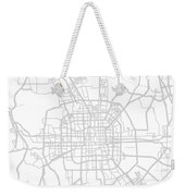 Beijing China 5 Styles Available City Street Map Tote Bag