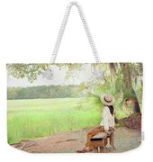 Being In Your Own Company Weekender Tote Bag