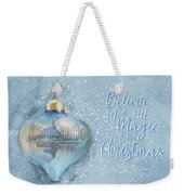 Believe In The Magic - Hope Valley Art Weekender Tote Bag