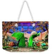 Bellagio Conservatory Spring Display Ultra Wide Trees 2018 2 To 1 Aspect Ratio Weekender Tote Bag