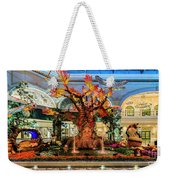Bellagio Enchanted Talking Tree Ultra Wide 2018 2 To 1 Aspect Ratio Weekender Tote Bag
