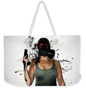 Bellatrix - Horizontal Weekender Tote Bag