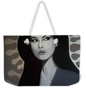 Bellucci Weekender Tote Bag by MB Dallocchio