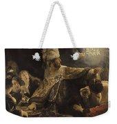 Belshazzar S Feast  Weekender Tote Bag