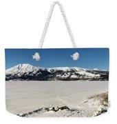 Bennett Lake At Carcross Yukon Weekender Tote Bag