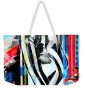 Bent Over Backward  Weekender Tote Bag
