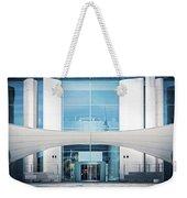 Berlin - Bundeskanzleramt Weekender Tote Bag