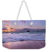 Bermuda Sunrise Welcome To Heaven Crossbay Beach Weekender Tote Bag