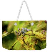 Berries And Aging Leaves 5709 Idp_2 Weekender Tote Bag