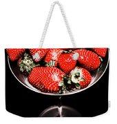 Berry Tonic Weekender Tote Bag