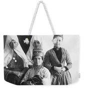 Bethlehem Women In 1886 Weekender Tote Bag