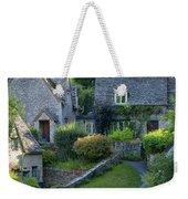 Bibury Cottages Weekender Tote Bag