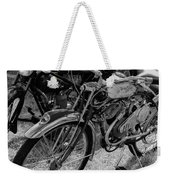 Bicycles Weekender Tote Bag