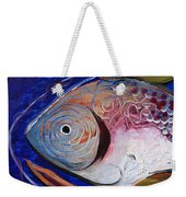Big Fish Weekender Tote Bag