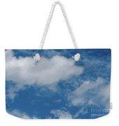 Big Sky, Little Bird Weekender Tote Bag