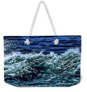 Big Surf Pano Weekender Tote Bag