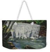 Big Waterfall Weekender Tote Bag