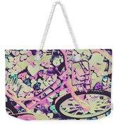 Bike Love Weekender Tote Bag