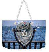 Binocular Viewer Weekender Tote Bag