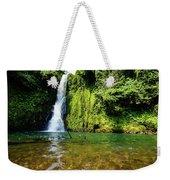 Bioko Waterfall Weekender Tote Bag
