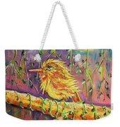 Bird In Nature Weekender Tote Bag
