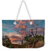 Black Canyon Sunrise Weekender Tote Bag