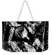 Black Ivory Actual 1b21x Weekender Tote Bag