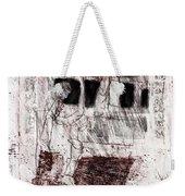 Black Ivory Issue 1b19 Weekender Tote Bag