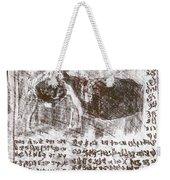 Black Ivory Issue 1b70c Weekender Tote Bag