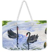 Black Swans - Soulmate Weekender Tote Bag