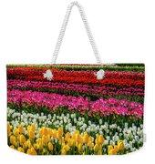 Blazing Tulips Weekender Tote Bag