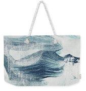 Blue #1 Weekender Tote Bag