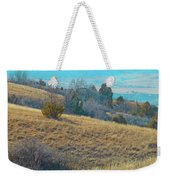 Blue Butte Prairie Reverie Weekender Tote Bag