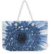 Blue Gerbera Weekender Tote Bag