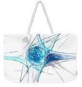 Blue Planet Weekender Tote Bag