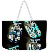 Blue Racers Weekender Tote Bag