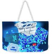 Blue Screen Entertainment Weekender Tote Bag