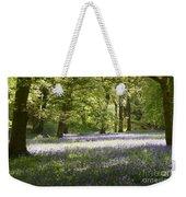 Bluebell Woods Weekender Tote Bag