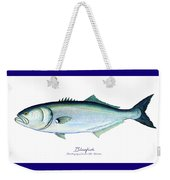 Bluefish Weekender Tote Bag