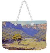 Bluffs Of The Capertee Valley Weekender Tote Bag