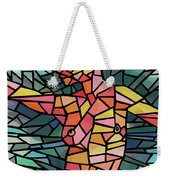 Body Of Thought #1 Weekender Tote Bag