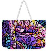 Body Of Thought #3 Weekender Tote Bag