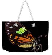 Boisduval's Tiger Moth Weekender Tote Bag