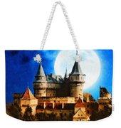 Bojnice Castle Weekender Tote Bag