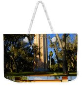 Bok Tower Gardens Poster A Weekender Tote Bag