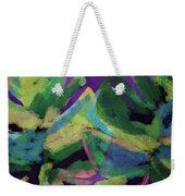 Bold Tropical Dreams- Art By Linda Woods Weekender Tote Bag