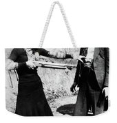 Bonnie And Clyde Weekender Tote Bag