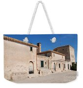 Boquer Valley Building In Majorca Weekender Tote Bag