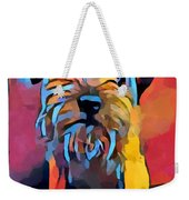 Border Terrier Weekender Tote Bag
