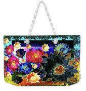 Bouquet Of Gratitude And Forgiveness Weekender Tote Bag